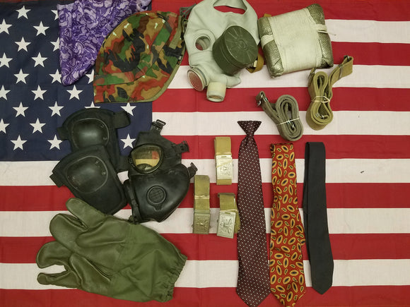 Assorted Military/Commercial Ties