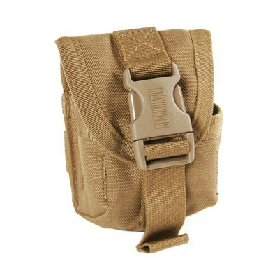 Single Frag MOLLE Grenade Pouch