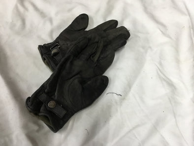 WWII GERMAN LEATHER GLOVES (Grade C)