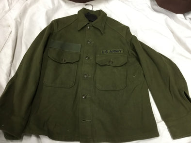 US ISSUE WOOL WINTER IKE JACKET.