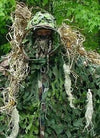 Military Surplus Camo Netting - Used Mixed Pieces Grab  Bag