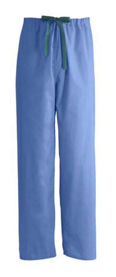 US Army Blue Drawstring Scrub Pants