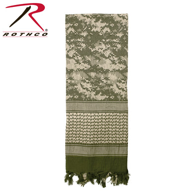 Shemagh Tactical Desert Scarf - Camo