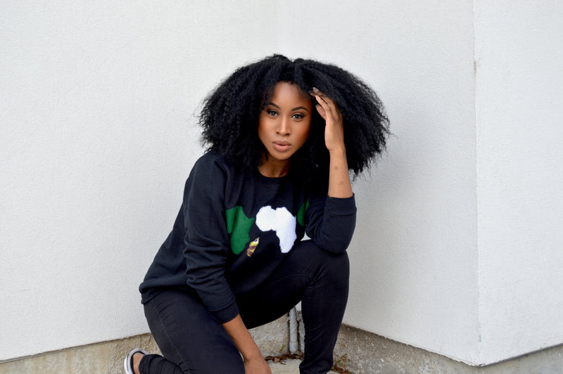 The Nigeria Crewneck