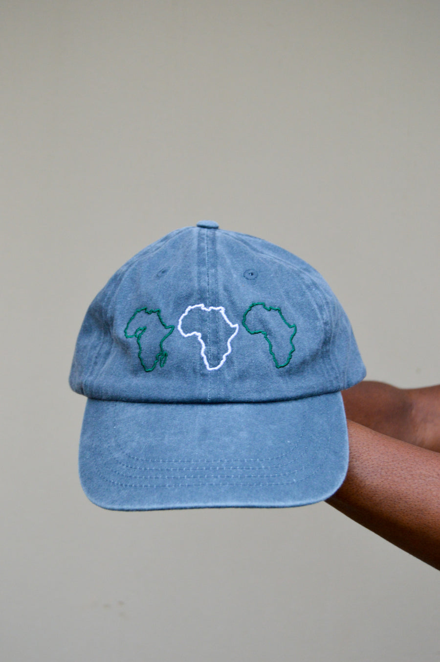 LLULO 3 Africa Outline Hat