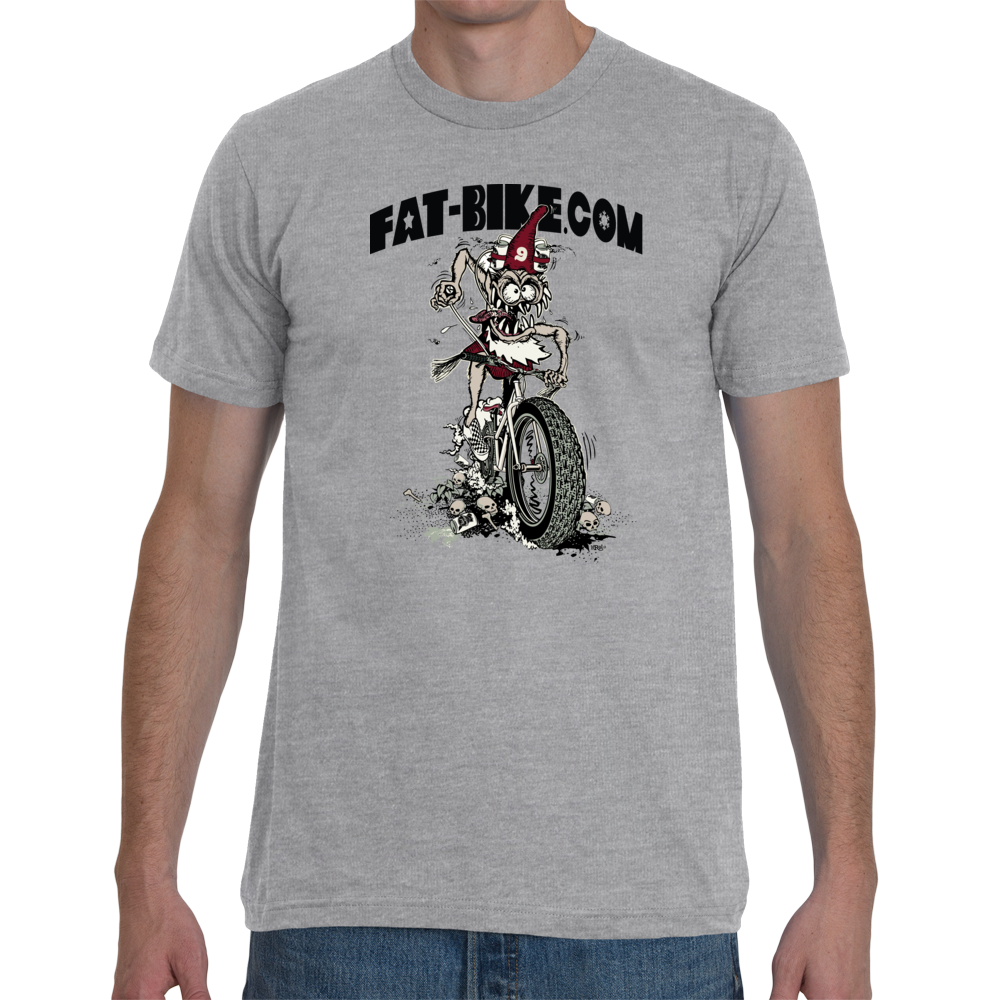Fat-bike.com Gnome T-Shirt