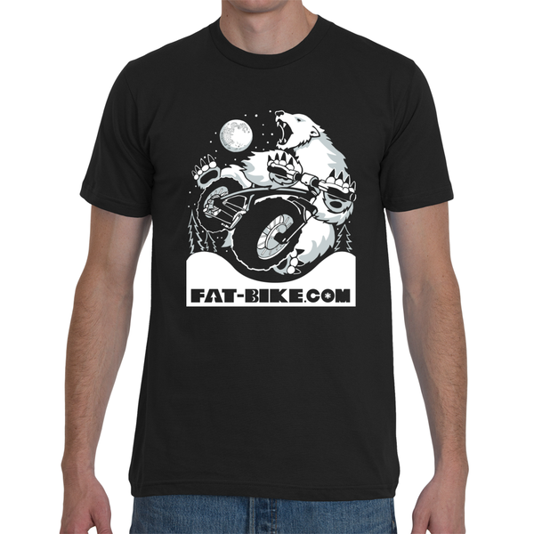 Polar Bear Tailwhip T-Shirt