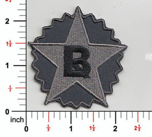 Bike Black Ribbon Derby Merit Badge