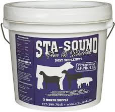 Fix-A-Stried Livestock Joint Supplement - 3 Month Supply