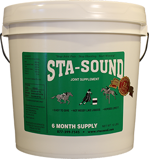 Equine Joint Supplement - 6 Month Supply