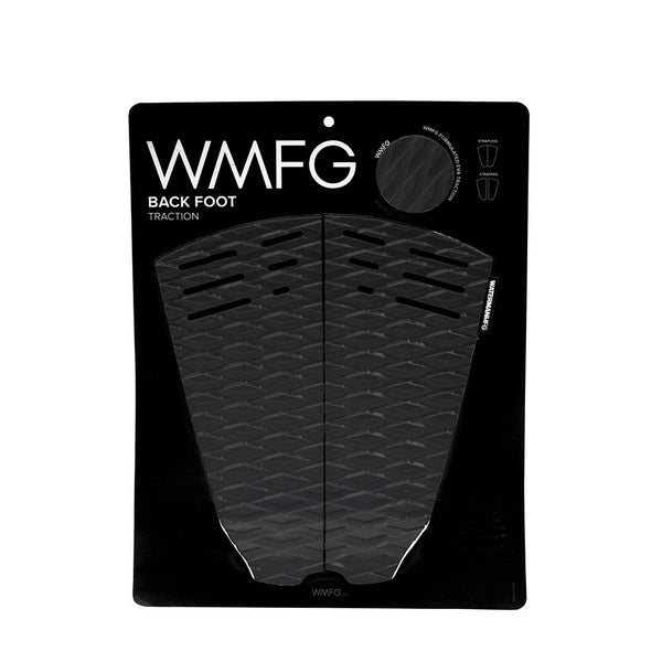 WMFG TRACTION: Back Foot