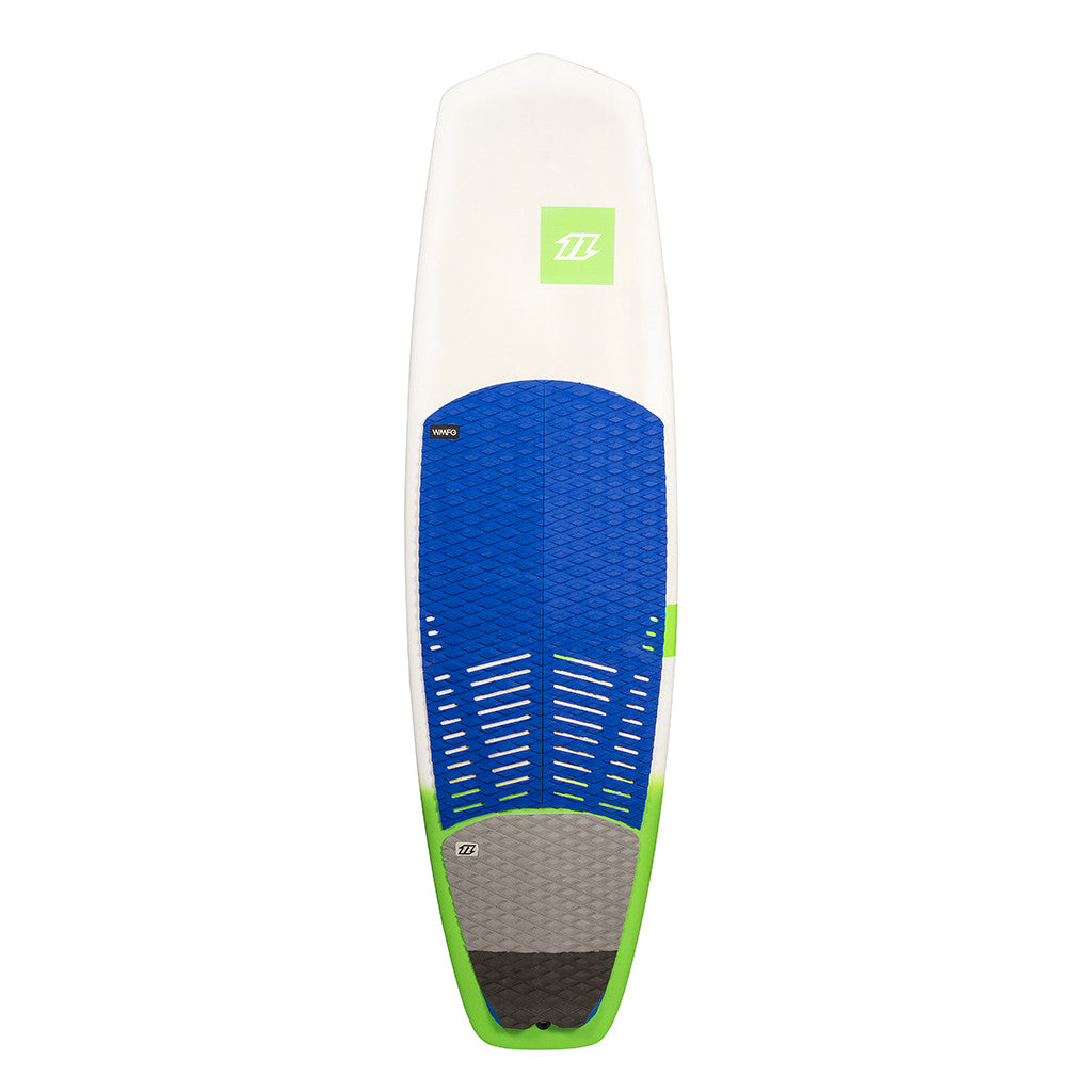 WMFG TRACTION: Front Foot Pad Grooved or Diamond Pattern
