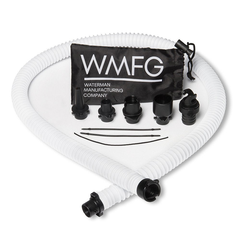 WMFG replacement of upgrade kite pump hose