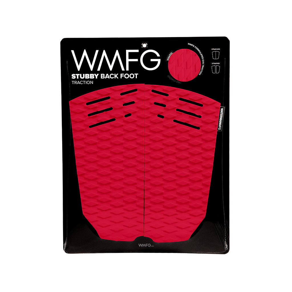 WMFG TRACTION: Stubby Back Foot