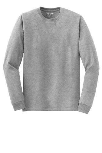 50/50 COTTON/POLY LONG SLEEVE T-SHIRT