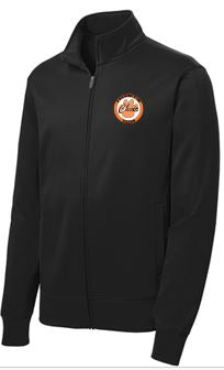 FHS CHOIR EMBROIDERED SPORT-WICK FLEECE FULL ZIP JACKET