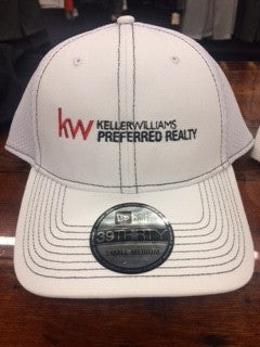 KW STRETCH TO FIT HAT MESH - WHITE