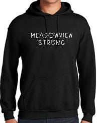 MEADOWVIEW STRONG HEAVY BLEND HOODED SWEATSHIRT