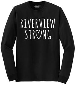 RIVERVIEW STRONG LONG SLEEVE T-SHIRT