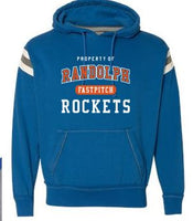 RANDOLPH FASTPITCH VINTAGE ATHLETIC HOODIE