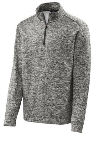 ELECTRIC HEATHER FLEECE 1/4 ZIP