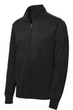 HFSC BOYS SPORT-WICK FLEECE FULL ZIP JACKET
