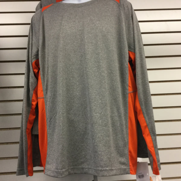 COLORBLOCK LONGSLEEVED DRI-FIT TEE