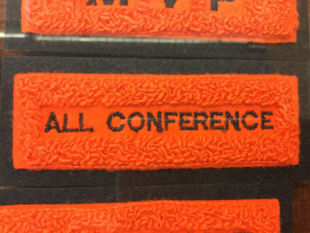 CHENILLE ALL CONFERENCE BAR