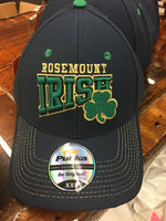 STRETCH TO FIT BASEBALL HAT - ROSEMOUNT