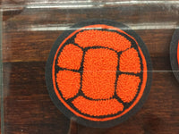 CHENILLE VOLLEYBALL PATCH