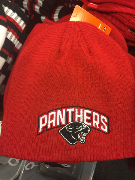 KNIT COLD WEATHER BEANIE  HAT - LAKEVILLE NORTH