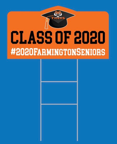 2020 SENIOR YARD SIGN