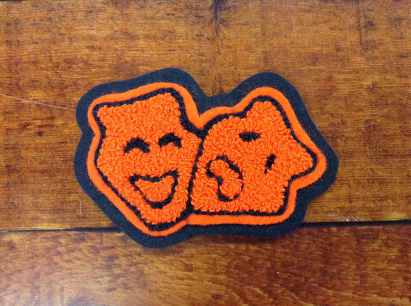 CHENILLE THEATER PATCH