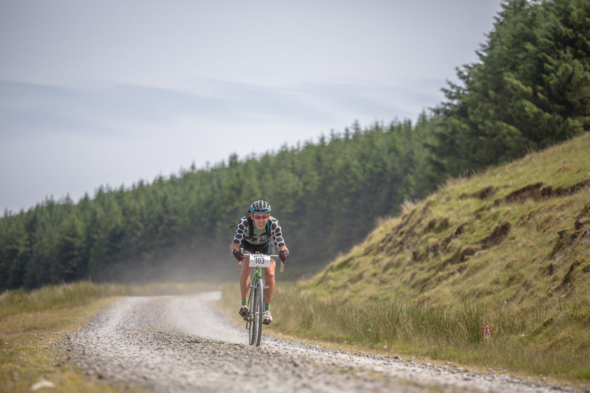 Gritfest and gravel bikes