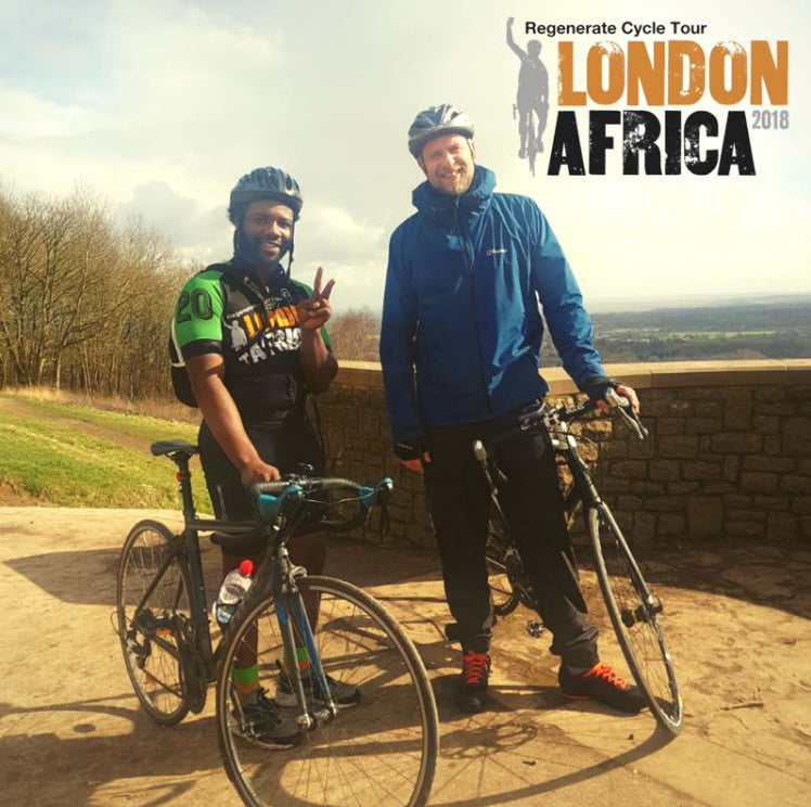 London to Africa