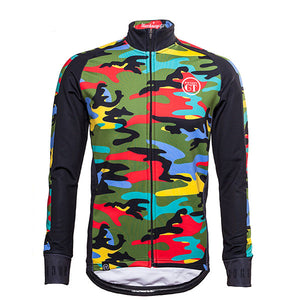 Hackney GT Camo winter winter cycling jacket