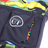 Hackney GT Camo winter cycling jacket pocket