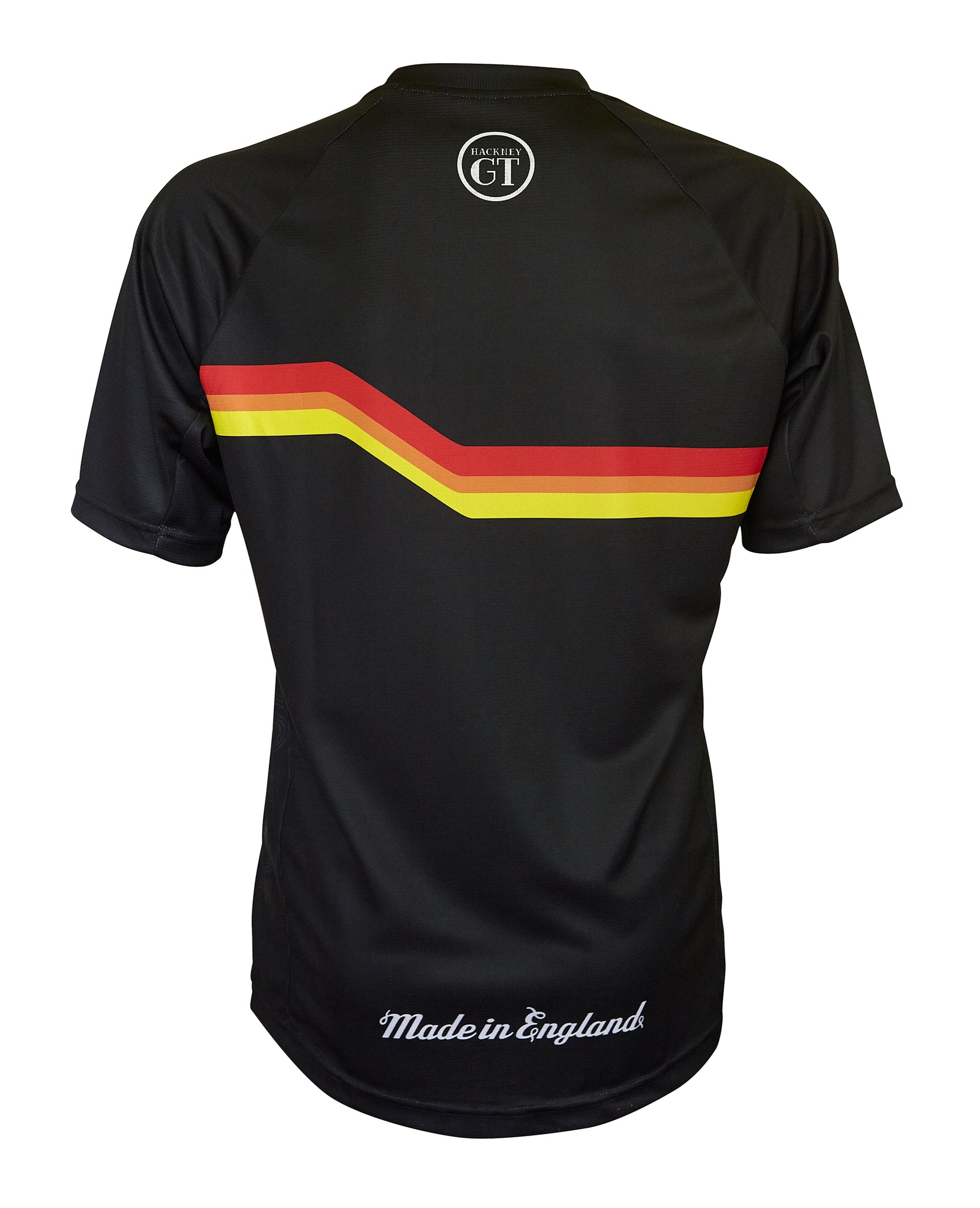 Hackney GT Roadrat short sleeve MTB jersey back