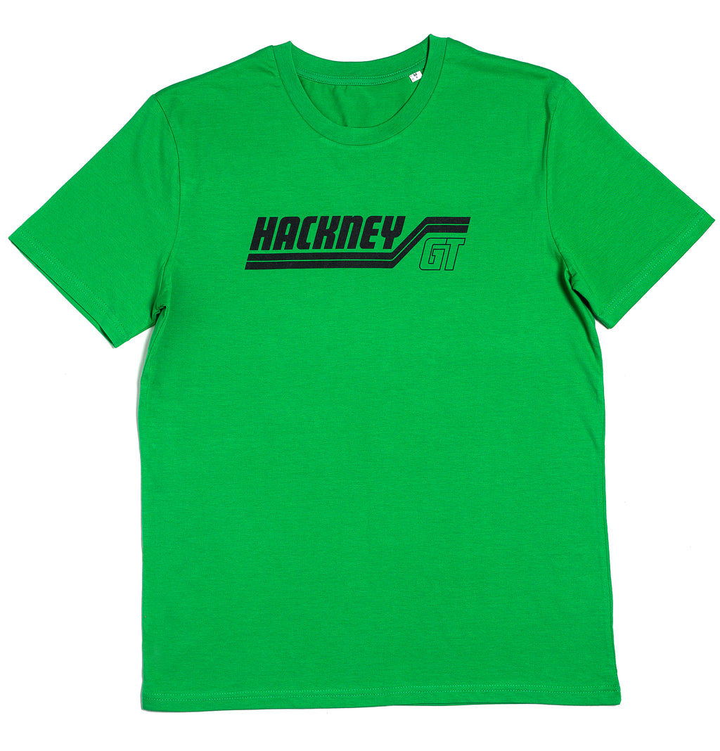 Hackney GT GTX Organic Fair-trade Green t-shirt