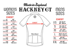 Hackney GT Trackster short sleeve jersey - red