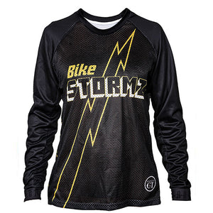 Hackney GT bike stormz mountain bike mtb top jersey