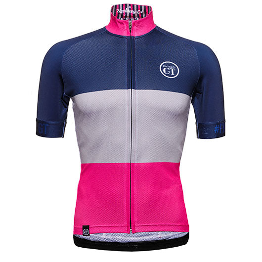 hackney GT cycle jersey - Tri-BGP front