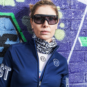 Hackney GT Trackster Women's Windtex winter jacket - blue