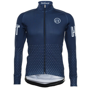 Hackney GT Trackster Blue Windtex unisex  winter jacket front