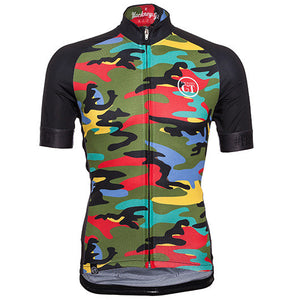 Hackney GT Camo Womens Swifty collab jersey