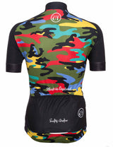 Hackney GT Camo back short sleeve