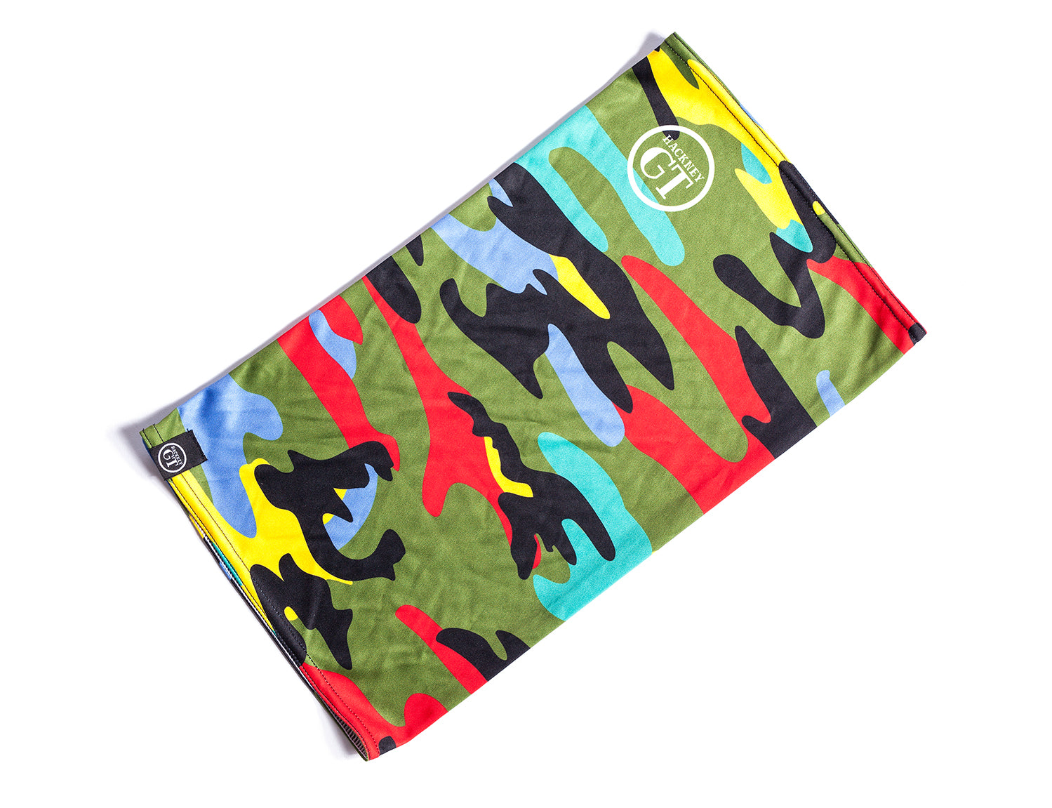 Hackney GT Camo Neck warmer