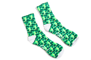 Hackney GT Robi Green Socks
