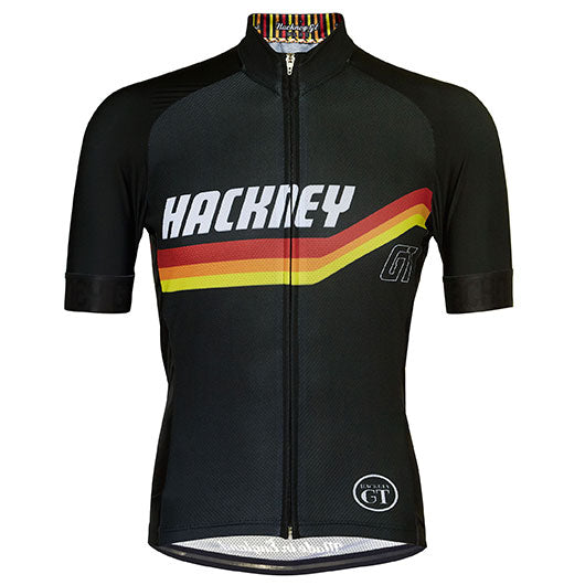 Hackney GT Roadrat short sleeve cycle jersey