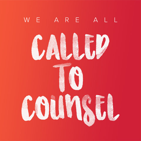 2016 Called to Counsel (MP3)
